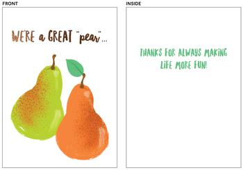 "Great ""Pear"""