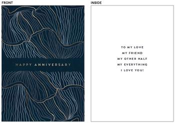 Luxe anniversary
