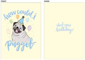un'pug'gettable birthday