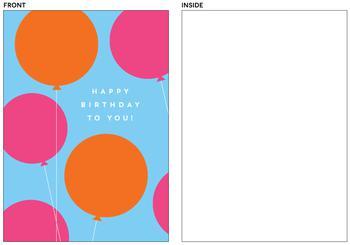 Vibrant Balloons