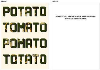 Potato Tomato