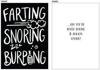 Never Boring