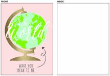 You Mean The World To M... by Briana Nielson