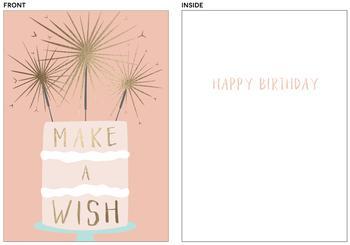 Birthday Sparkle