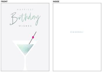 Festive Birthday