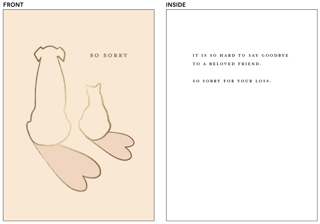 greeting cards - Beloved by Tennie and Co.