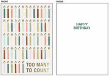 Too Many Too Count by Briana Nielson