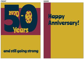 50 Years and Still Going Strong