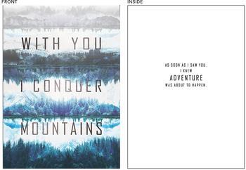 Conquer Mountains