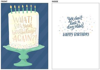 Birthday Again