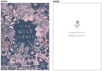 To My Wildflower