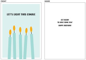 Light this Candle