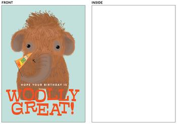 WOOLLY Great