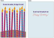 More Candles! by Mary Kay Garttmeier