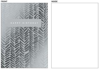 Pressed Chevron