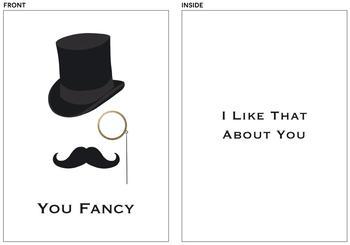 You fancy, huh