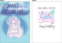 Birthday Blues Cure by Patricia Arnold