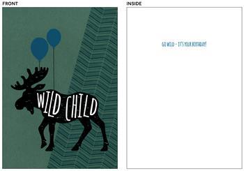 Wild Child Birthday
