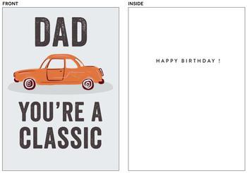 Classic dad