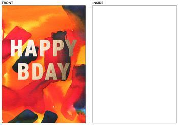 Colourful Birthday