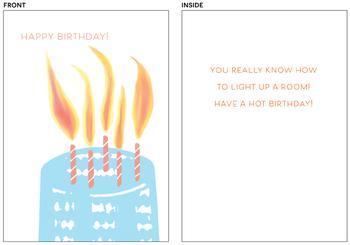 Hot Birthday