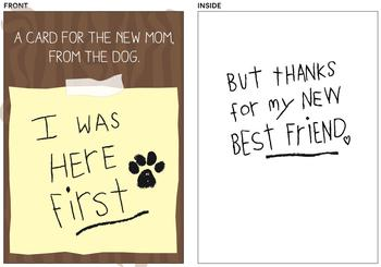 To Mom, From the Dog