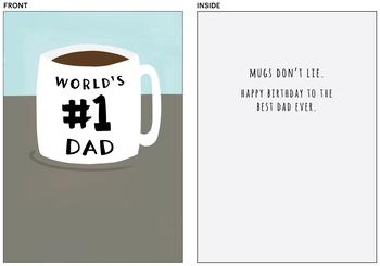Dad Mug