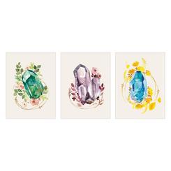 Floral Crystals