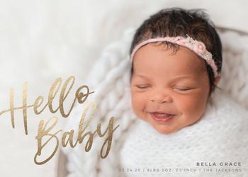 Hello Baby Script