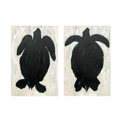 Sea Turtle Ascent
