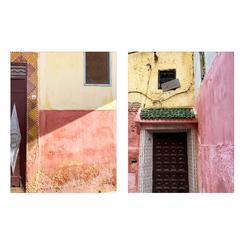 Moroccan Color Block
