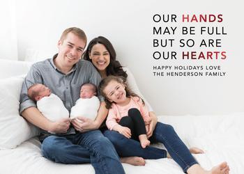 Full Hands, Full Hearts