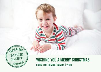 Nice List Seal of Approval