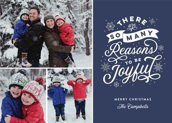 Reasons to be Joyful