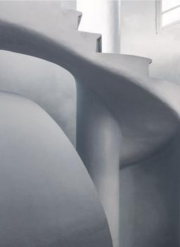 Monochrome Staircase