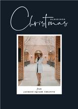 Modern Christmas Blessi... by Creative Gallery