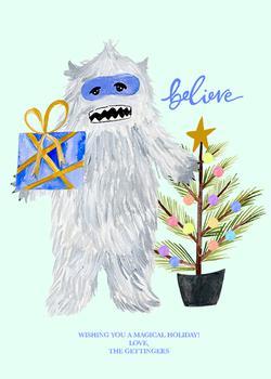 Yeti Believe