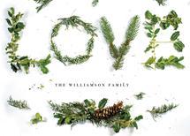 Greenery Love by Carol Barber