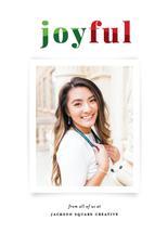 Two Tone Joyful by Creative Gallery