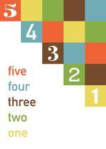 numbers by lulablu
