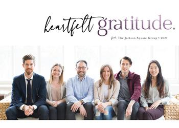 Heartfelt Gratitude