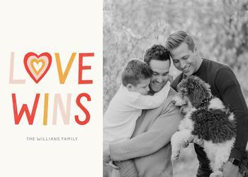 Love  Wins No Matter What